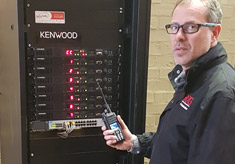 Nextalk PAMR Network - NEXEDGE Kenwood System