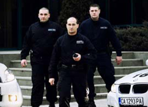 Private Security Sofia Bulgaria